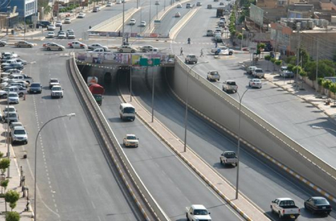 REHABILITATION OF 60 M STREET IN ERBIL TOWN OF IRAQ