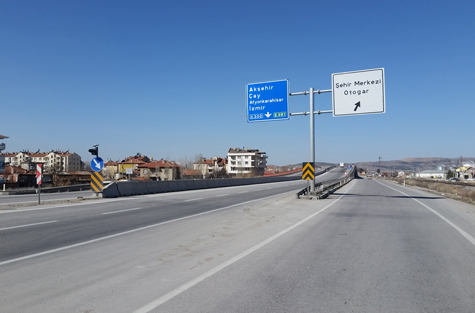 KONYA-AKŞEHIR ROAD ENGINEERING STRUCTURES AND ROAD CONSTRUCTION WORK