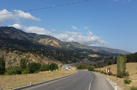REŞADİYE-GOLOVA DIVISION ROAD EARTH WORKS PROJECT